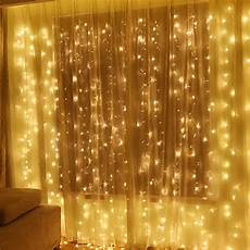 How To Make A String Light Curtain Twinkle Star 600 Led Window Curtain String Light For