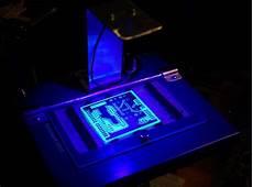 Uv Light Box For Cyanotypes Monspace Single Led Uv Pcb Exposure Box