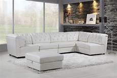 Modular Sofa Sectionals 3d Image by 5 Pc Modular Sectional White Furniture