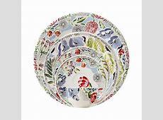 Gien France Flora Dinnerware   Bloomingdale's   Dinnerware