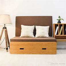 2020 folding bed innovation furniture pop smart bedroom
