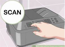 Scan Pictures How To Scan And Print Pictures From A Computer 13 Steps