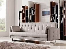 convertible grey tufted sofa ds 075 sofa beds