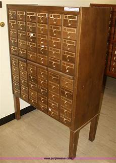 card catalog cabinet item l9443 8 7 2012
