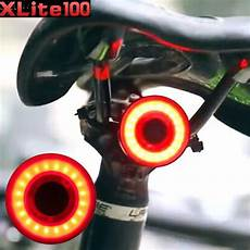 Bike Rear Light Amazon Xlite100 Usb Rechargeable Led Bike Light Lantern