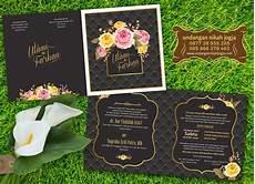 undangan nikah pernikahan undangan jogja unik