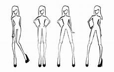 Body Templates For Designing Clothes 8 Best Images Of Printable Clothing Design Templates
