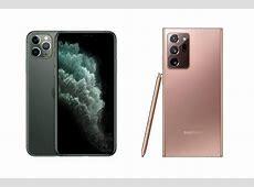 iPhone 11 Pro Max Vs Galaxy Note 20 Ultra Camera Comparison