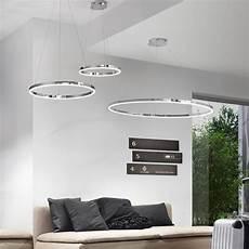 led panel schlafzimmer ring m led h 228 ngeleuchte 216 60 cm chrom wohnzimmer