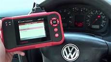 Golf Airbag Light Reset How I Reset Vw Golf Airbag Dash Light With Launch Crp123