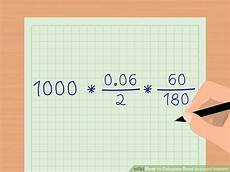 Bond Interest Expense Calculator Calculating Bond Accrued Interest Which Method Should You