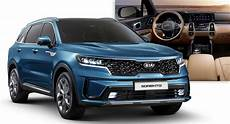 2021 kia sorento here are the first official images and