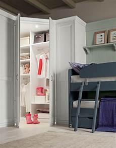 cabina armadio angolo cabine armadio modulari per camerette