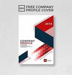 Cover Design Online Free Free Company Profile Cover Template On Behance