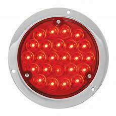 4 Inch Round Led Lights Hole Size 4 Pearl Led Light With Housing Grand General Auto
