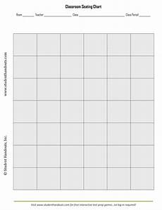 Cubicle Seating Chart Template 40 Great Seating Chart Templates Wedding Classroom More
