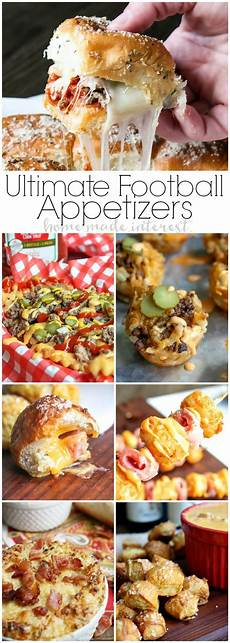 easy football appetizers home made interest