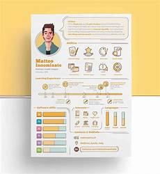 Visual Cv Template 15 Visual Cv Amp Resume Templates Download For Free