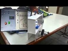 Earthquake Shaking Table Small Scale Earthquake Simulation Shake Table Youtube