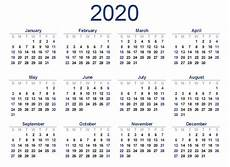 Calendar Print Out 2020 Free 2020 Printable Calendar Ko Fi Where Creators Get
