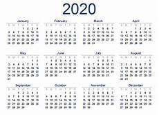 free online printable calendars 2020 free 2020 printable calendar ko fi where creators get