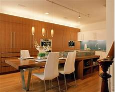 kitchen bench island 15 space saving kitchen islands with tables you need to see