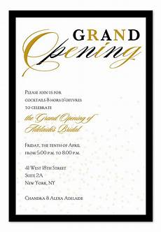 Online Business Invitations Grand Opening Confetti Corporate Invitations By