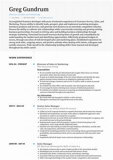 Director Of Sales Resume Director Of Sales And Marketing Resume Samples And