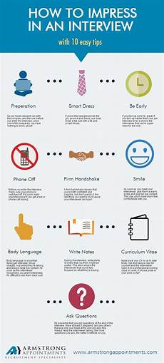 Top Job Interview Tips Top 10 Ways To Impress In An Interview