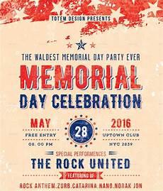 Memorial Day Flyer 20 Memorial Day Flyers Psd Vector Eps Format Download