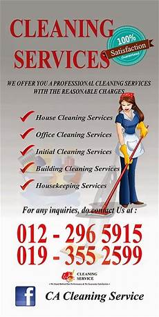 Office Cleaning Flyer Ca Cleaning Services Packages Amp Promotion