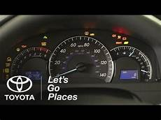 2012 Toyota Dashboard Lights What Does My Warning Light Mean What Your Toyota Is