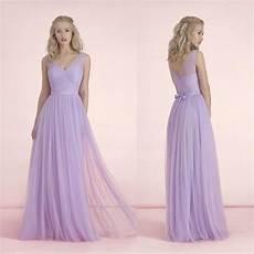 Light Navy Bridesmaid Dresses 2015 Long Light Purple Bridesmaid Dresses V Neck Bow Knot