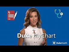My Duke Chart Org Duke Mychart S New Features Help Patients Stay On Top Of
