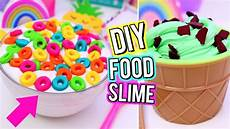 diy food inspired slime slime ideas you need to try