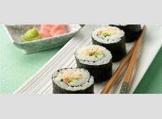 Chicken Sushi   Food in a Minute