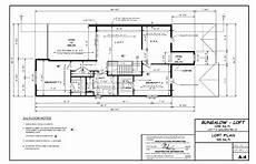 Bungaloft Floor Plans Riverside Design By Dan Clayton Guelph New Home Builder