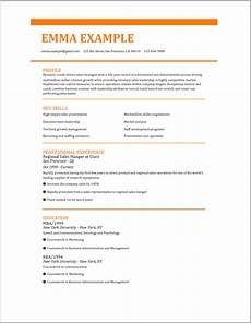 Traditional Resume Templates Modern Traditional Resume Template Job Resume Template