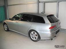 2003 Alfa Romeo Alfa 156 Sportwagon 2 0 Jts Car Photo