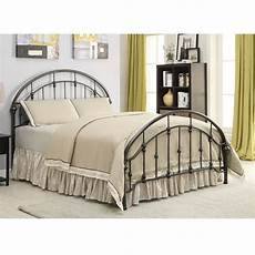 coaster king size metal bed sears marketplace