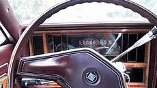 Buick Century Interior Lights 1985 Buick Regal Limited Walkaround Startup Interior