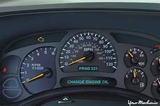 2004 Gmc Envoy Reset Oil Change Light Gmc Envoy Dash Light Symbols Adiklight Co