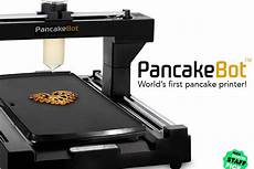 snazzy 3d printer creates stunning works of pancake