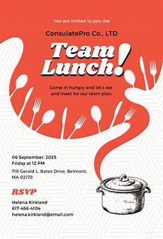Lunch Invitation Message Lunch Invitation Template Emmamcintyrephotography Com