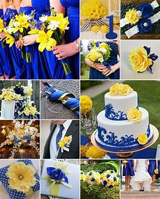 wedding decor blue and yellow blue and yellow weddings