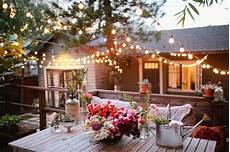 Garden String Lights Ideas 12 Inspiring Backyard Lighting Ideas The Garden Glove