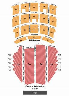 Paramount Asbury Park Seating Chart Concert Venues In Seattle Wa Concertfix Com