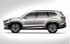 2019 Subaru Suv by 2019 Subaru Tribeca Mid Size 7 Seat Suv Previewed By Viziv