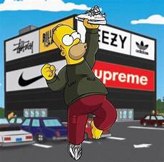 bart yeezy wallpaper pin by huang on yeezy boost 350 v2 the simpsons