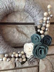 country chic rag wreaths and burlap on